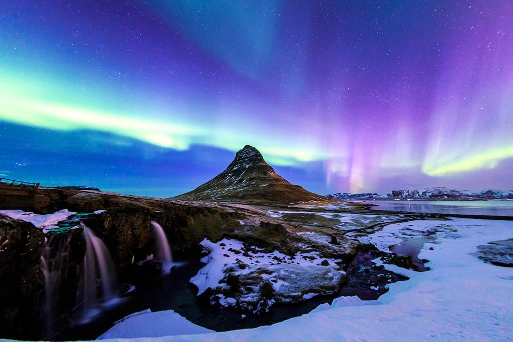 Partir à la découverte des aurores boréales