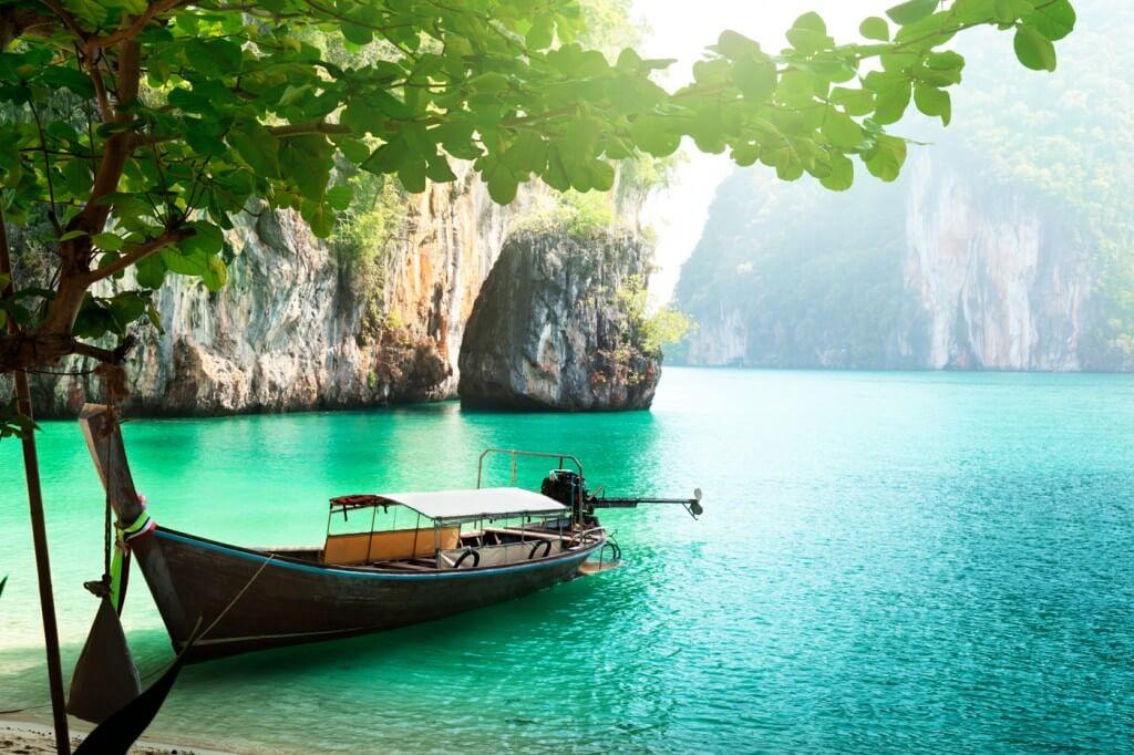 Décembre en Thaïlande